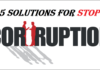 What Are Corruption Solutions ?
