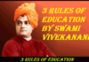 Swami Vivekananda On Education|Thought and Quotes|